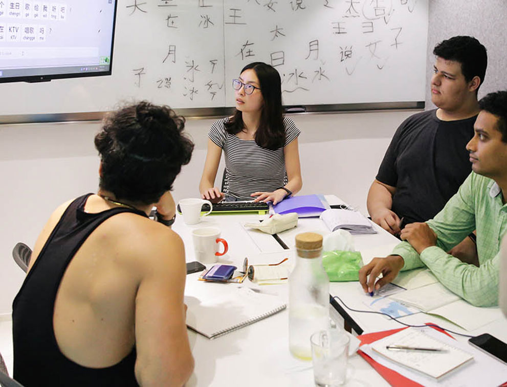 Intensive Group Chinese Course in Shenzhen | That's Mandarin