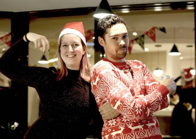Christmas party in Shanghai 2017   That's Mandarin events