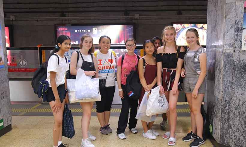 Chinese Summer Camp Beijing Field Trip | That's Mandarin