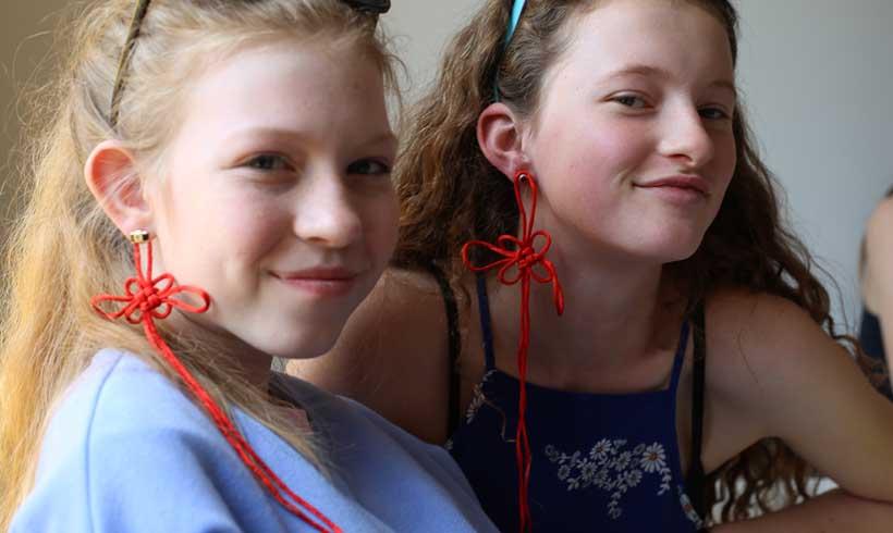 Chinese Summer Camp Chinese Knots | That's Mandarin