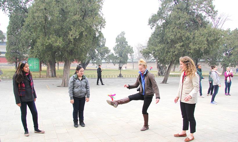 Winter Camp Cultural Activities | That's Mandarin