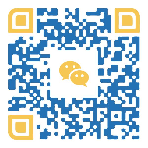 WeChat QR Code   That's Mandarin