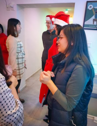 Christmas Party in Beijing 2020 | That's Mandarin Events