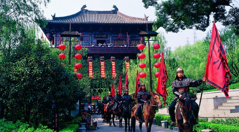Songcheng Park in Hangzhou | 7 Best Adventure Parks in China