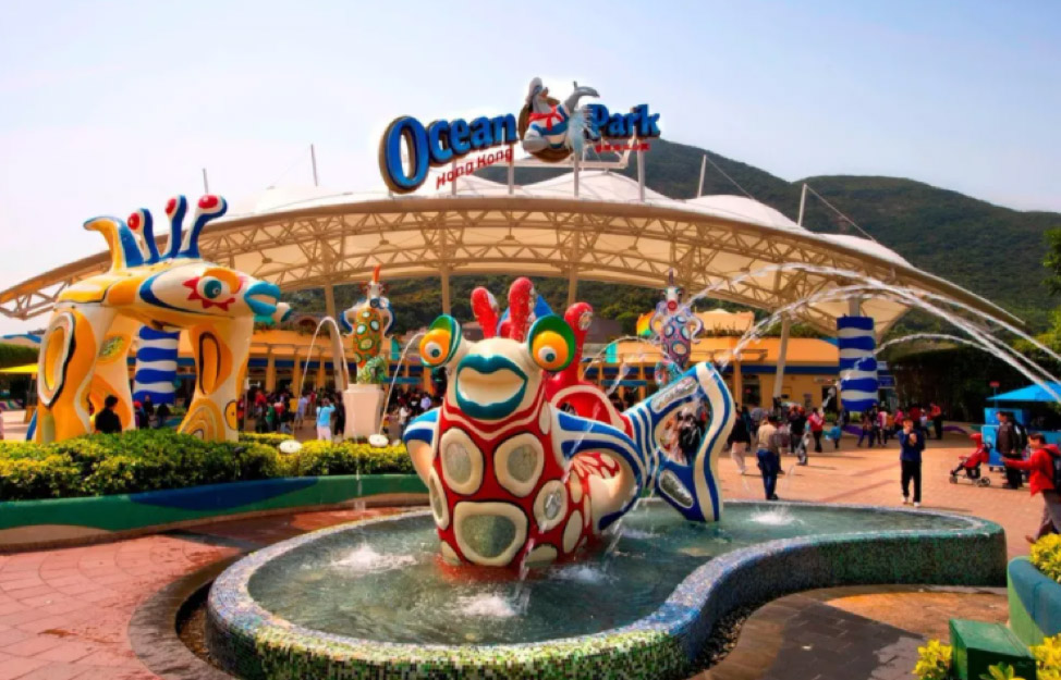 Hong Kong Ocean Park | 7 Best Adventure Parks in China